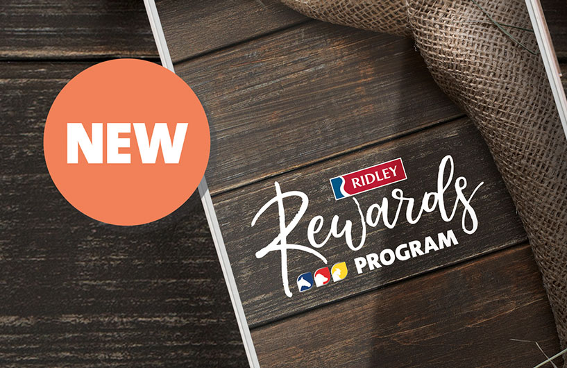 Ridley Rewards Program